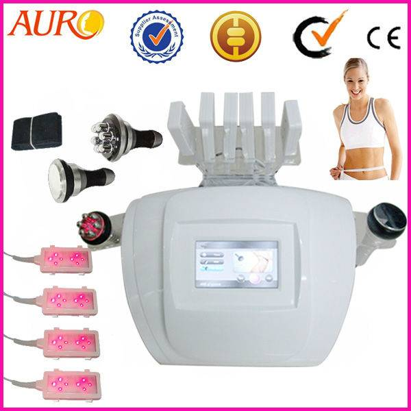 Hot selling laser liposuction rf machine body shaper AU-65