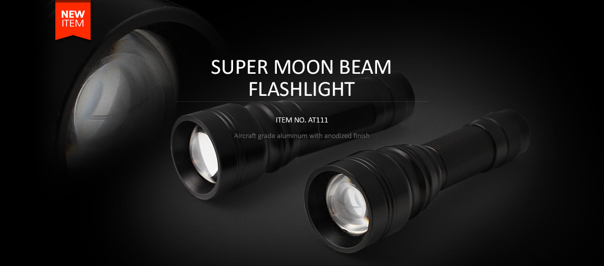 Aluminum Search light