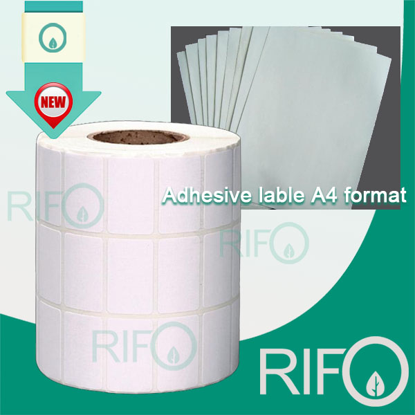 BOPP Synthetic Adhesive Label A4 Format