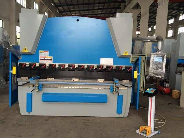 electro-hydraulic cnc servo press brake WE67K-63T/2500