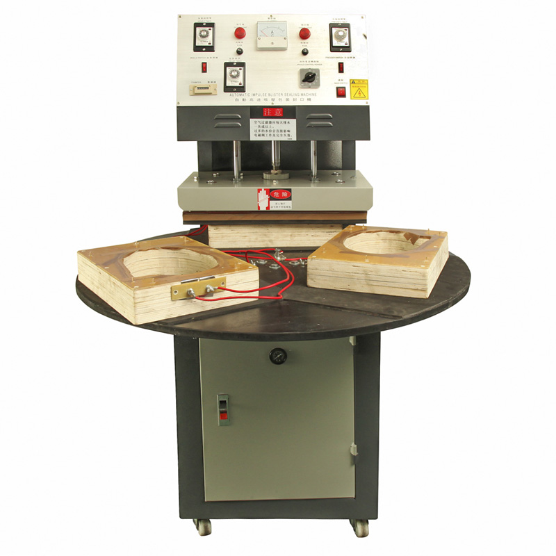 High Frequency Blister Packaging Machine, Hot Blister Sealing Machine