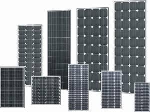 Solar panel,PV model