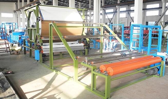 Rug, Floor Mat Carpet Laminating Machine