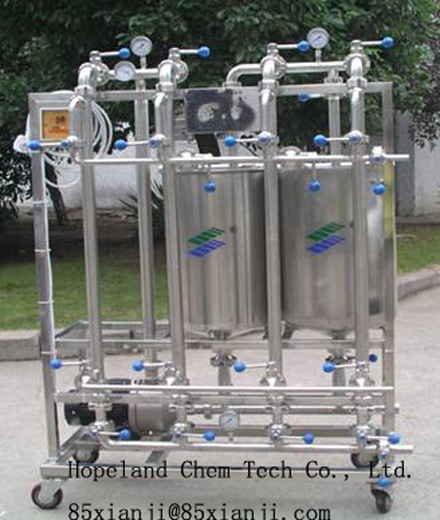 Ultrafiltration Membrane Concentration Equipment