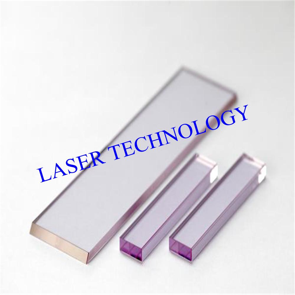 China ND:YAG laser crystal rod manufacturer