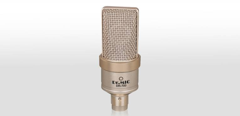 DR.MIC Pure Recording Condenser Microphone DR-700