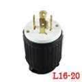 LK-6424 NEMA L16-20P LockingPlug