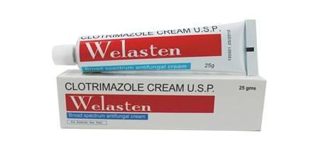Clotrimazole Ointment