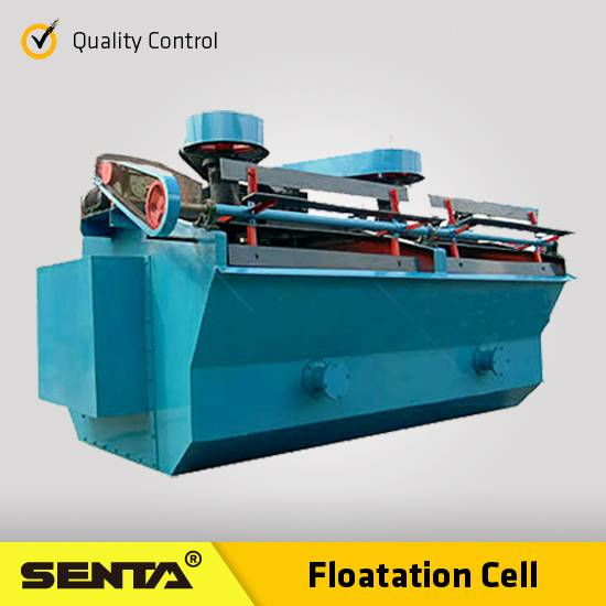 SF Mechanical Mining Copper Laboratory Flotation Cell