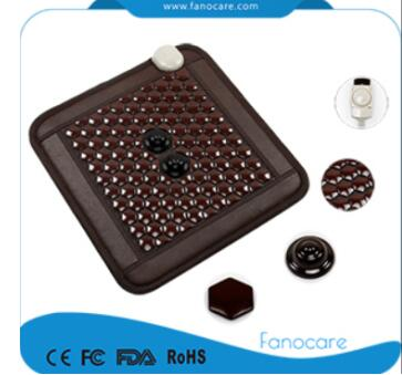 Mini FIR Pad Heating Anion Tourmaline Seat Heat Mat