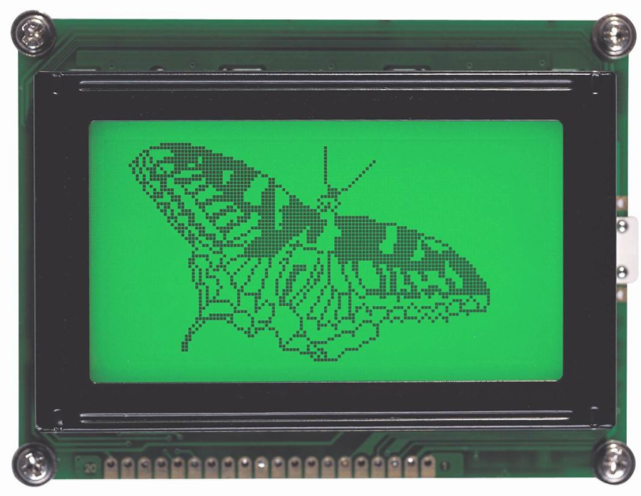 Custom LCD Modules UNLCM90001