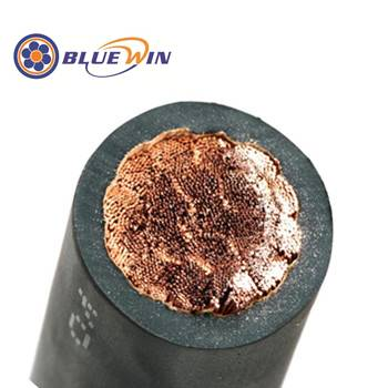Welding Cable(H01N2-D H01N2-E) supper flexible copper conductor