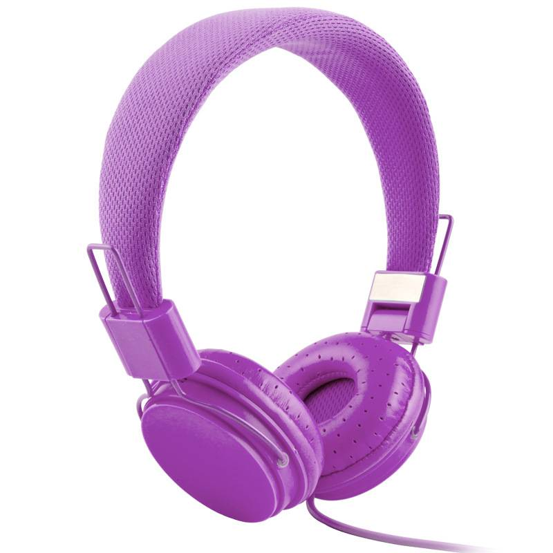 Wired foldable headphone for  promotion as a gift