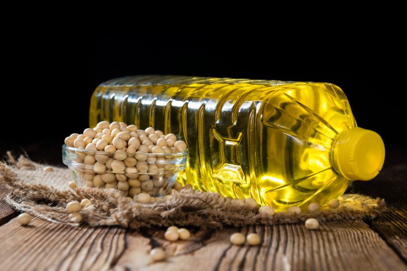 Refined Soybean Oil High Quality.