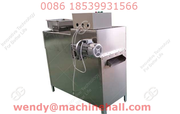New type stainless steel nut slicering machine for peanut,almond,pistachio
