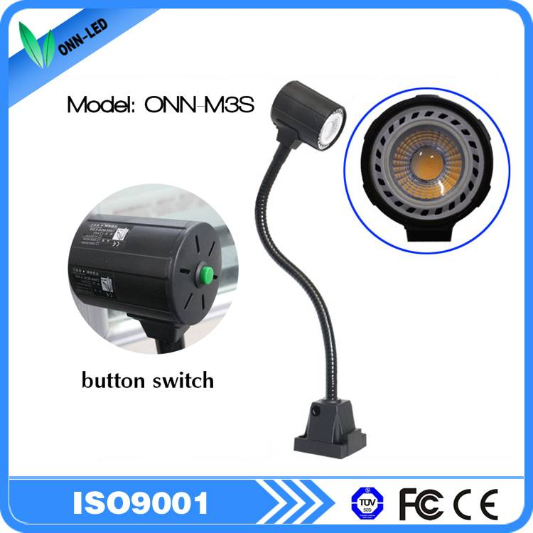 M3S 5w snack led machine work spot light
