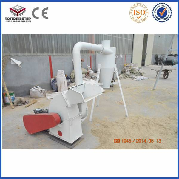 300-500 kg/ hr Small Feed Mixer Grinder