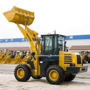 2ton, 1.2cbm mini wheel loader TZL828