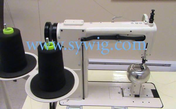 High head hair machine/high point machine/needle machine
