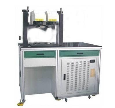 Dual-head & Dual-source End-pumped Diode Laser Marking Machine