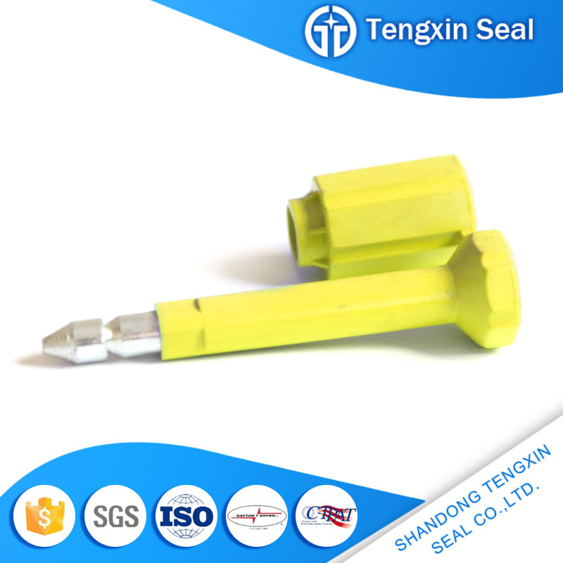 TX-BS103 Green initiative bolt seal with container bolt seal cutter