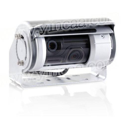 Dual Lens Shutter Rear View IR Camera