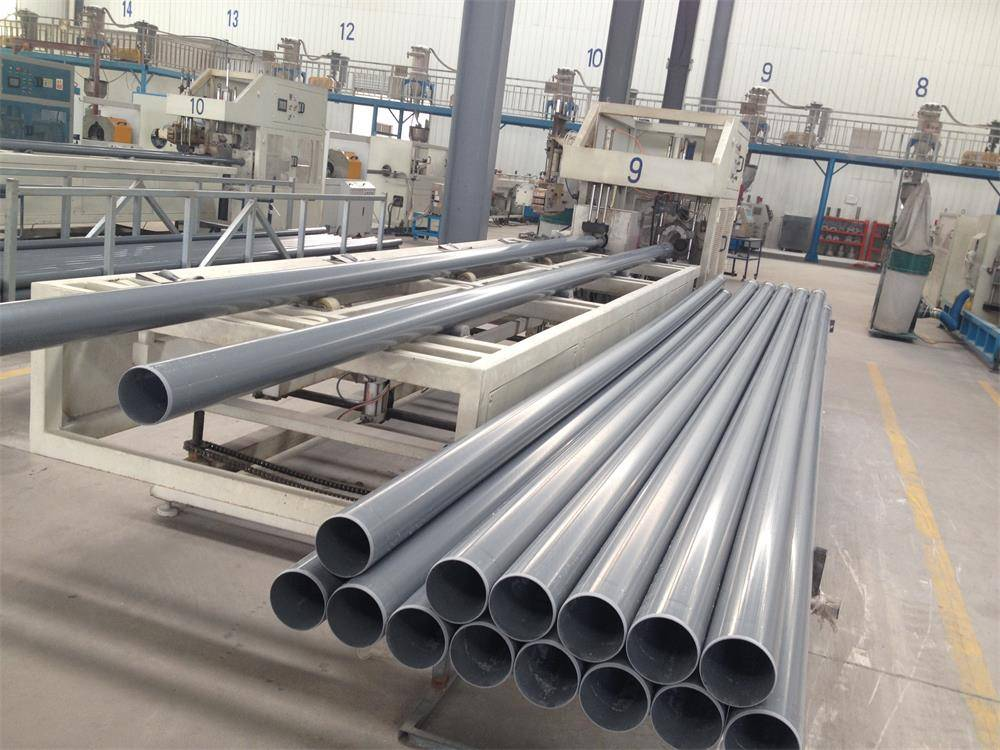 Lead free rigid PVC pipe price