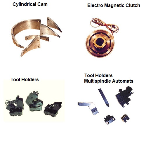 Machine Tools spares for Multispindle automats