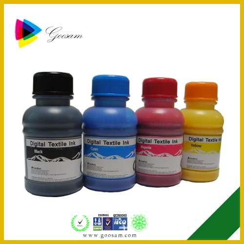 Dtg ink for WER-D4880T T-Shirt Printers