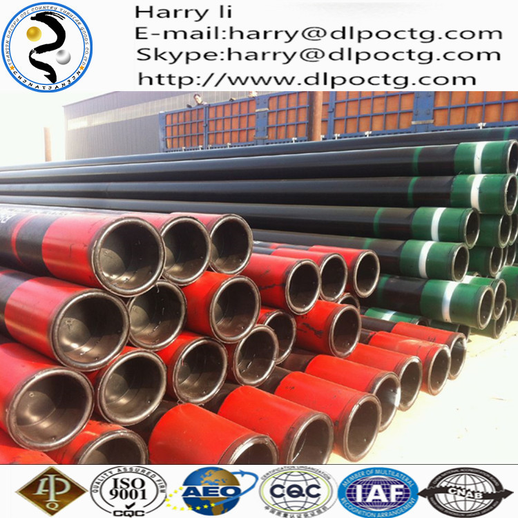 octg pipe steamroller steel pipe suppliers DALIPU