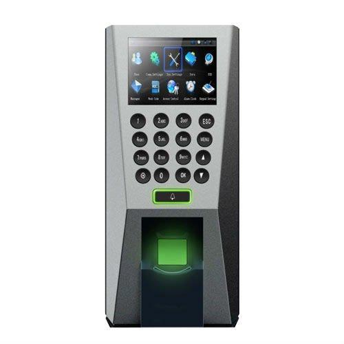 F18 fingerprint access control