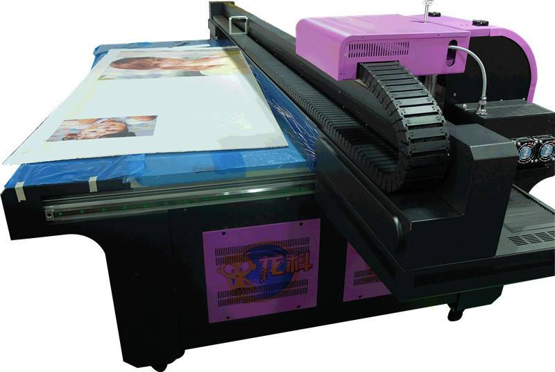 uv printing machine (UV-1325 size 1300mm*2500mm,1440*720 dpi )