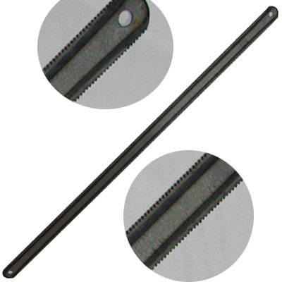 1/2'flexible carbon steel hacksaw blade (double edge)