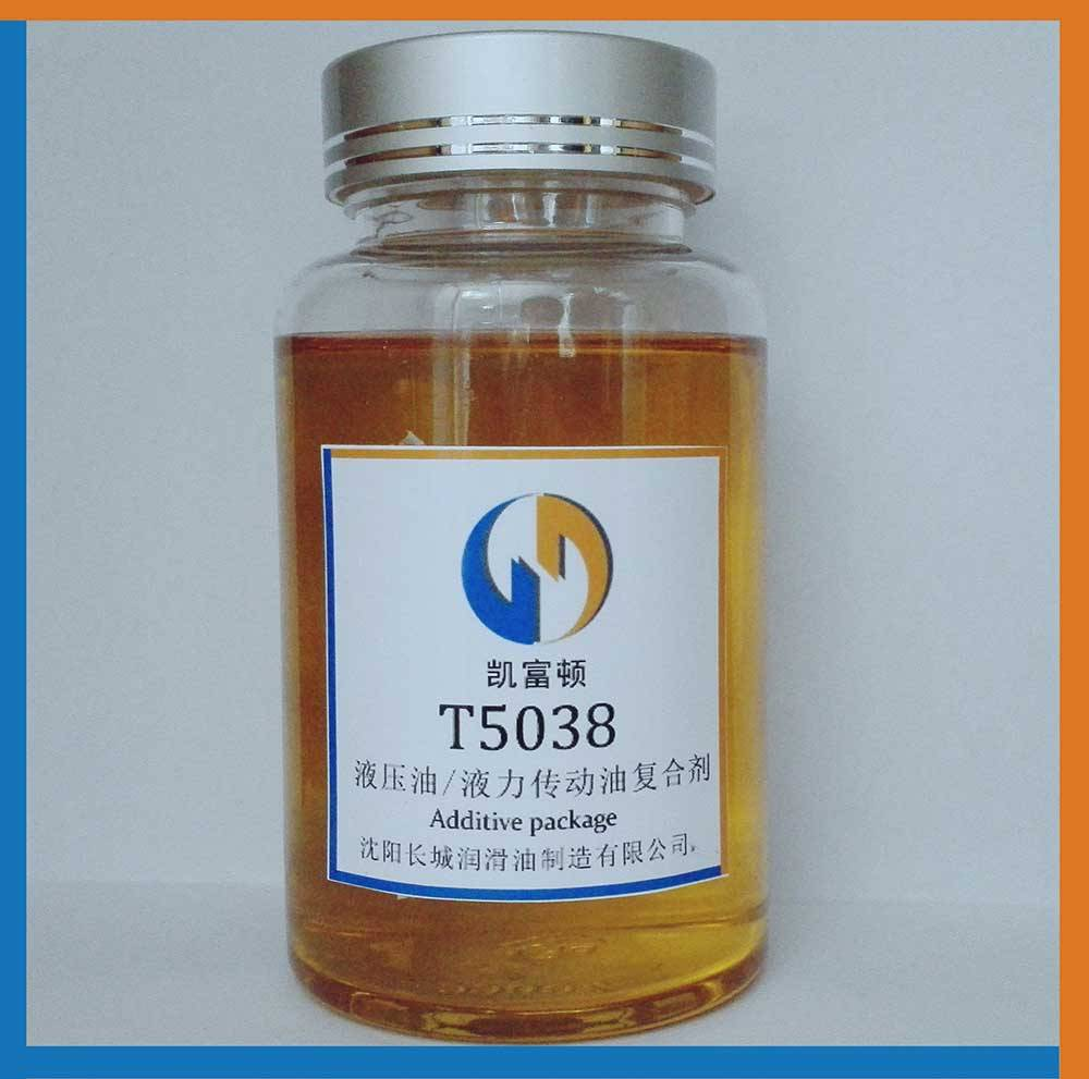 T5038 Hydraulic transmission /anti-wear chemical Industrial additive lubricating additive package