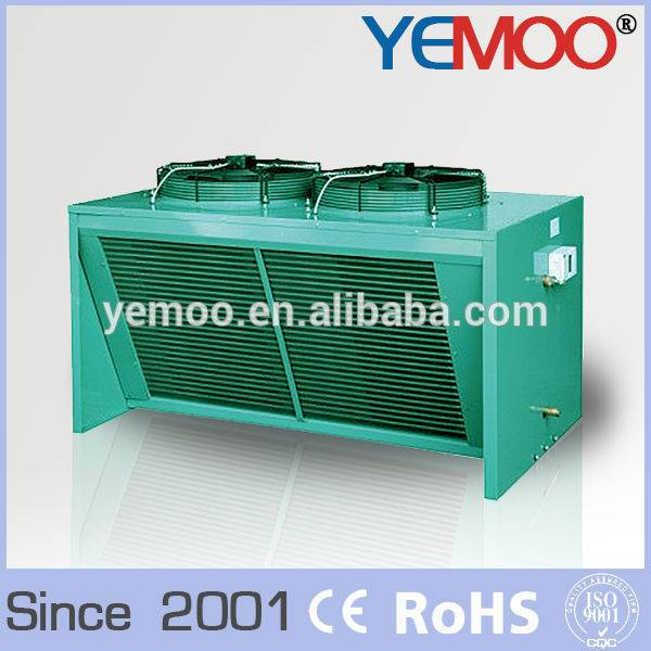YEMOO V type evaporative condenser high efficiency air cooled condenser