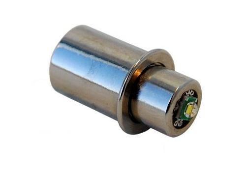 High Power 3w LED Bulb for Maglite 3D 4D 5D 6D / 3C 4C 5C 6C Cell Torch Flashlights Conversion Bulb