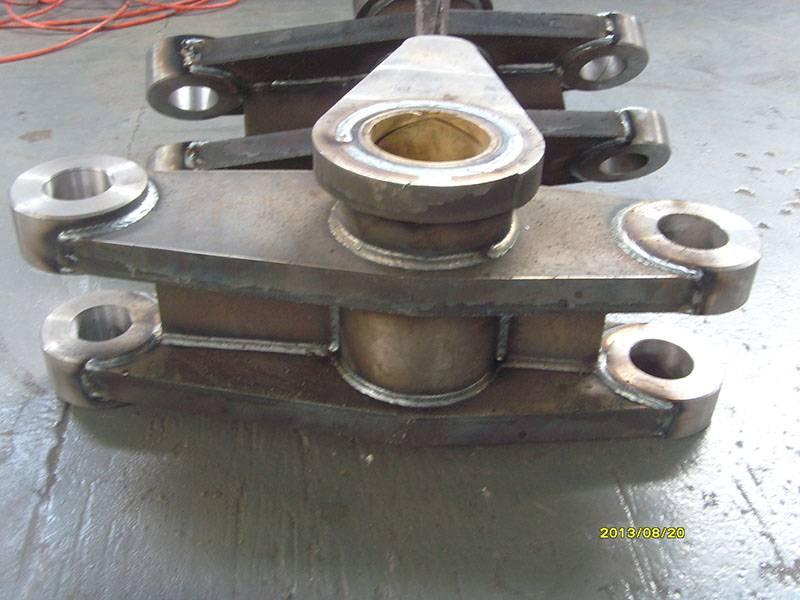 Carbon steel welding