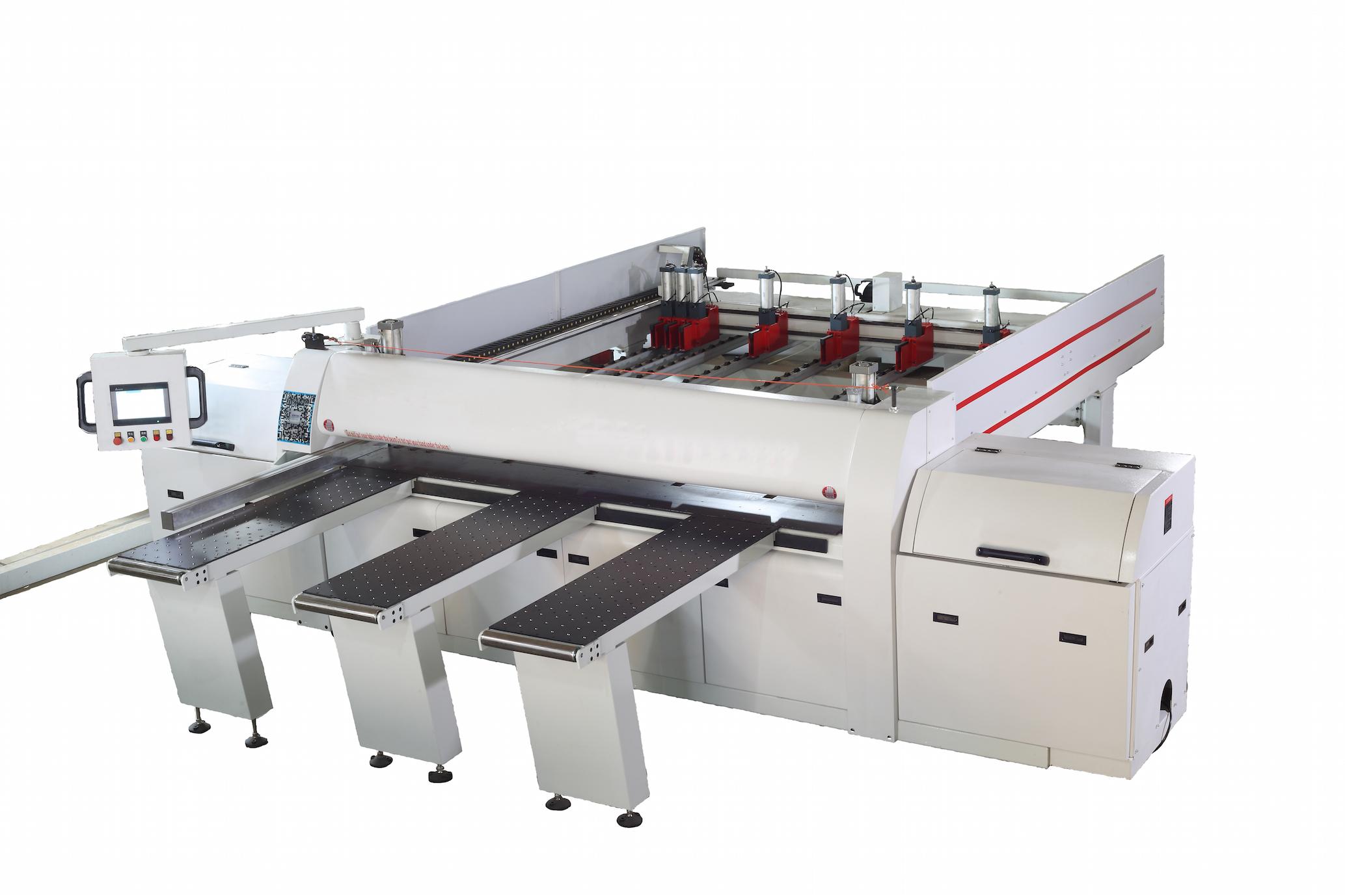 MJP270F CNC panel saw