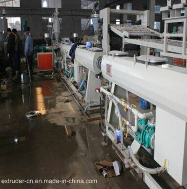 PE Water Heating Pipe Extrusion Line