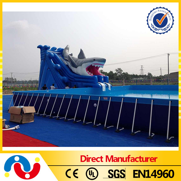 Water Park Customized Large Frame Pool