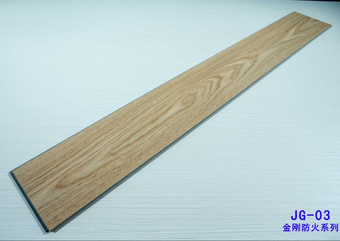 Hot New Products Fireproof Vinyl Flooring Hubei Ouzhai New