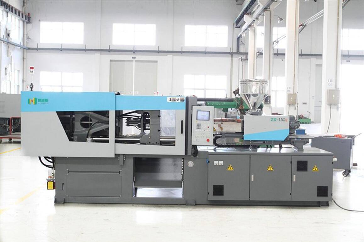 High speed injection molding machine