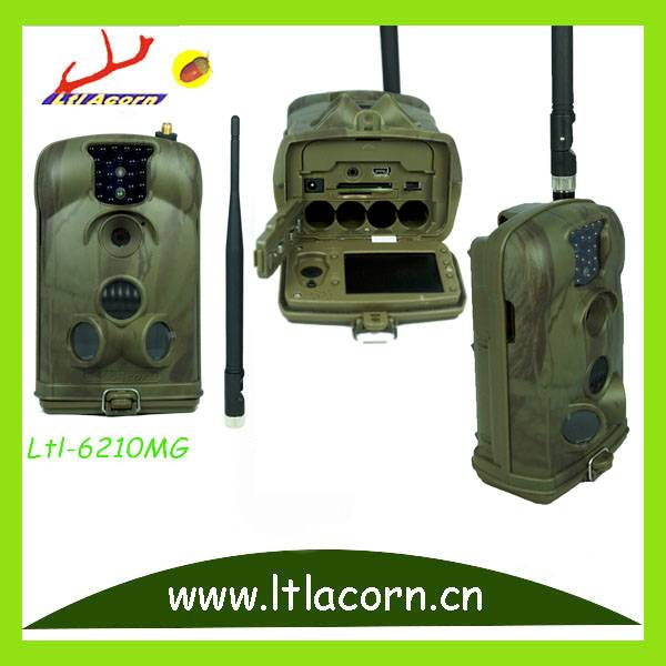 1080P waterproof SMS MMS hunting trail camera bird feeder bird house 1080p pir outdoor