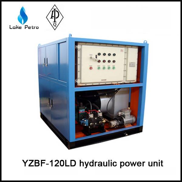API YZBF-120LD Hydraulic power unit  used in oilfield