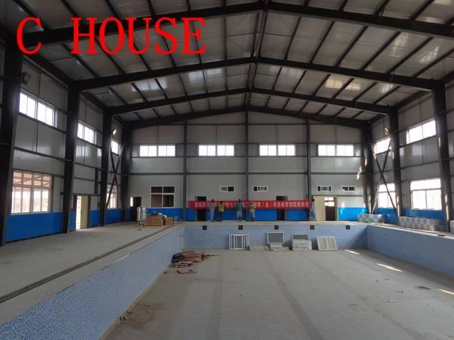 workshops/light steel house /prefab house