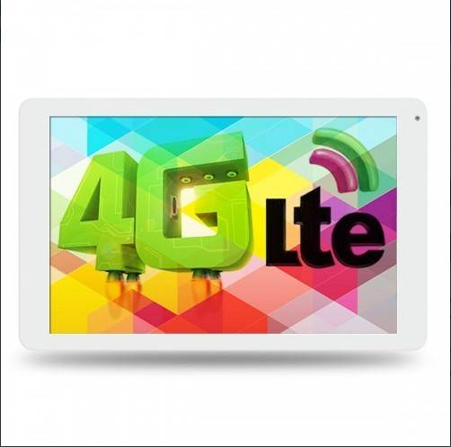 Azpen A1055 10 Inch MTK8735 Quad Core 4G Tablet Dual Camera front 2.0MP + rear 5.0MP