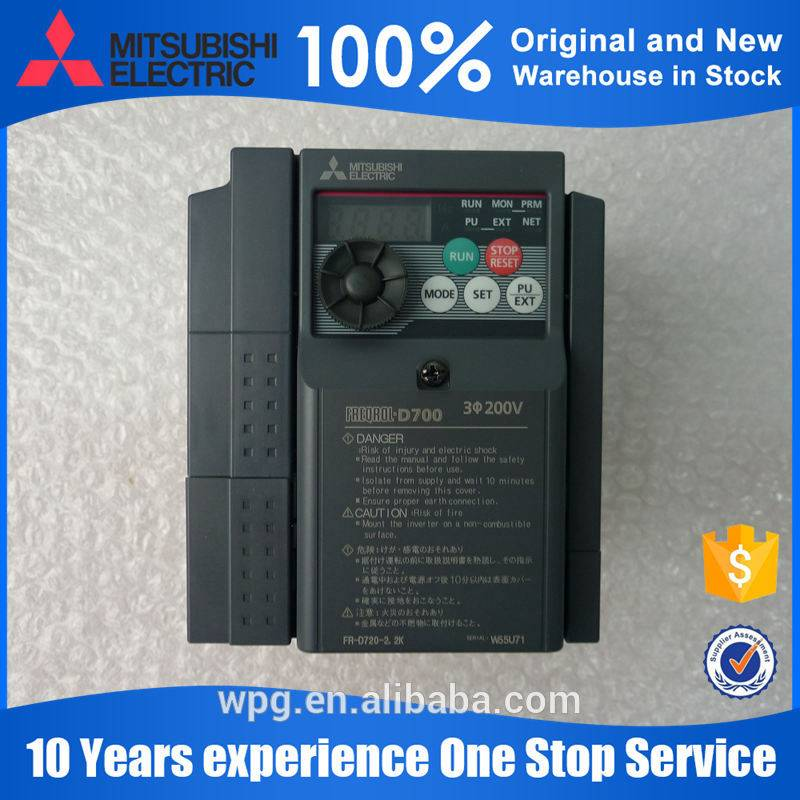 mitsubishi frequency inverter FR-D720S-1.5K-CHT