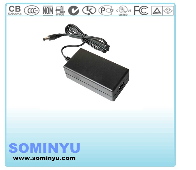 sominyu Power Desktop 12V 3A Power Supply For LCD