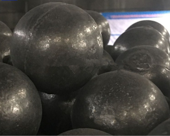 dia.150mm 12%Cr high chrome grinding media steel balls