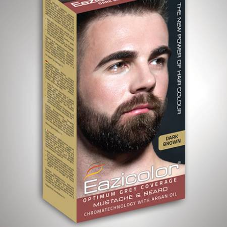 Men Beared/Moustach Color
